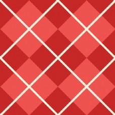 格子的红色纹理