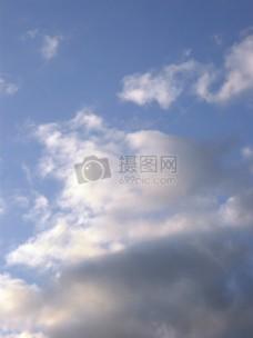 天空中的一抹亮色