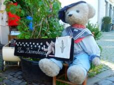 可爱泰迪玩具熊图片