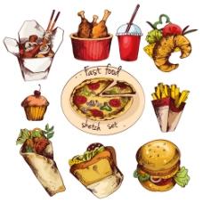 营养面包图片