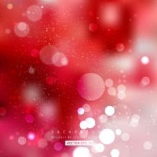 红色背景光背景矢量