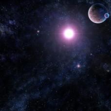 星空梦幻背景免费下载