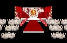 寿宴主会场设计