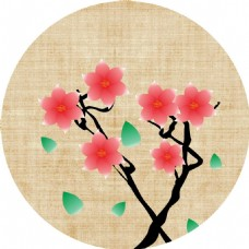 花 鲜花 UI 花瓣 树叶