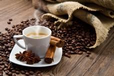 香料八角咖啡图片
