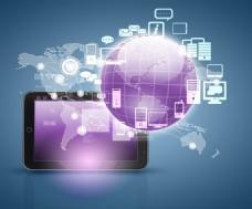 电子网络科技图片