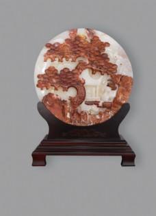 玉 和氏璧 玉器 松鹤图片
