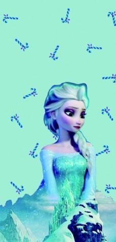 冰雪奇缘艾莎