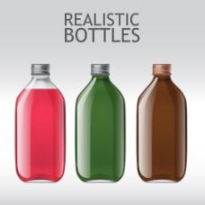 饮料瓶子图片