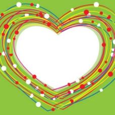 情人节礼物情人卡L图像封面背景卡