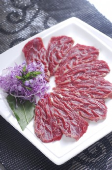 手切羊肉图片