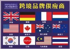 宣传跨境海报