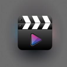 视频软件图标
