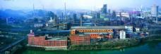 钢铁厂全景超高像素图图片