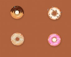 甜甜圈饼干