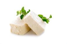 豆腐摄影图片