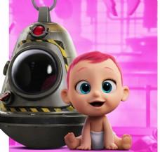 婴儿飞行器