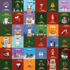 圣诞设计收集