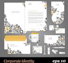 企业VI信封设计