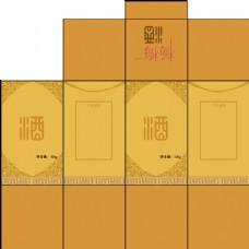 杨梅酒包装盒 免费下载