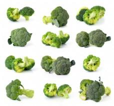 形状不一样的花菜图片