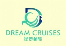 星梦邮轮logo