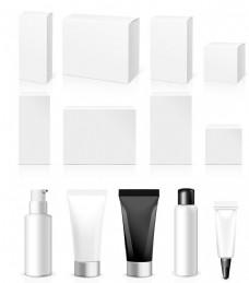 化妆品盒子素材