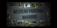 军事题材的图片展示墙AE模板