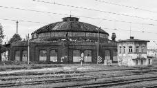 古老的火车站