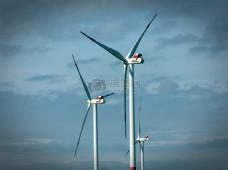 用来发电的风车