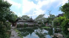 苏州网师园风景