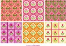 花粉红模式