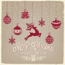 圣诞节背景设计