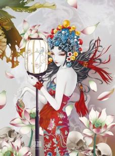 中国风古典人物