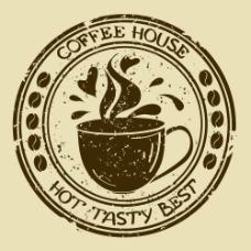 圆环咖啡图片1