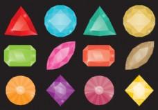 彩色玻璃石