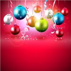 精美圣诞节海报设计矢量图设计