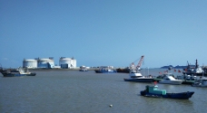 洋山深水港图片