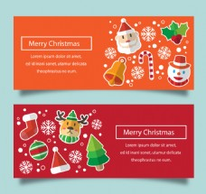 可爱圣诞节卡片
