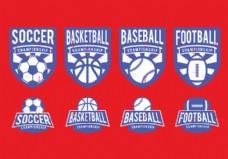 美国体育徽章