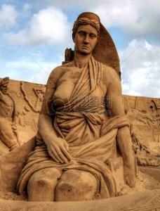 阿尔忒弥斯女神雕像