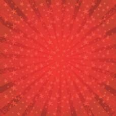 红星的光芒旭日的背景图
