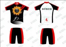 骑行服单车logo