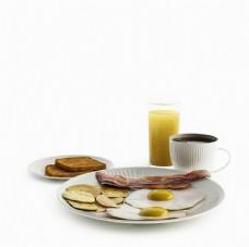 逼真食物3D模型 快餐 帶材質