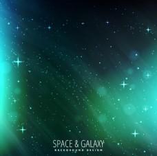 宇宙空间背景