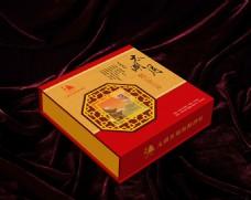 精品月饼盒 包装