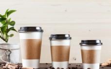 咖啡杯 LOGO展示样机