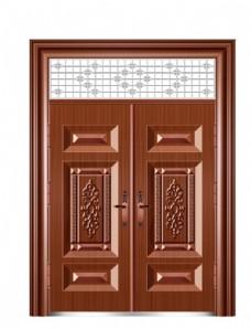 仿铜门 非标门