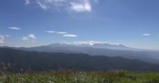 富士山远景