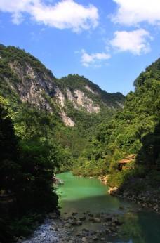 荔波山水风景